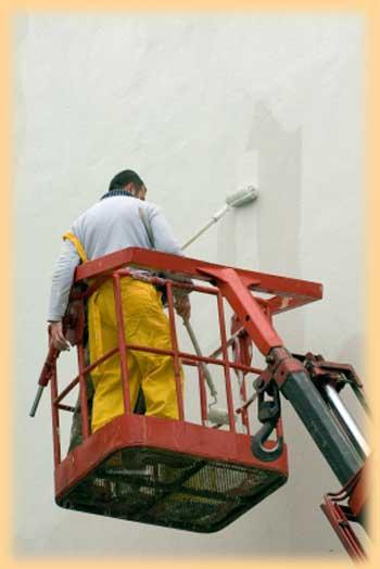 Nátěry betonových konstrukcí Zlín