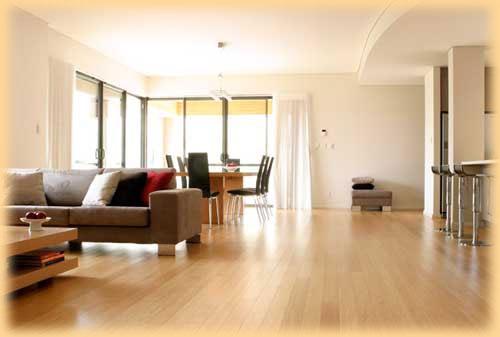 Nátěry dřevěných podlah